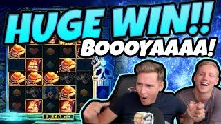 BIG WIN!!! Vicky Ventura BIG WIN - HUGE WIN on NEW slot from CasinoDaddy
