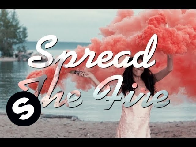 Lost Stories feat. Marc Wulf - Spread The Fire (Official Lyric Video)