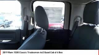 2019 Ram 1500 Classic Midland TX KS628438