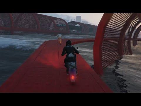 LIGGEN ER BOMMEN!? (GTA V Online Funny Races)