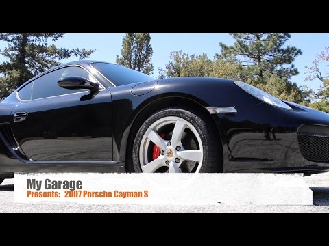 Porsche Cayman S (987) - Best sports car for the money in the world.