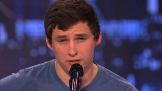 18 Year Old With Soulful Voice Blows The Judges Away