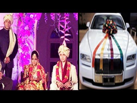 Arpita Khans WEDDING Salman Khan GIVES sister Arpita Khan White ...