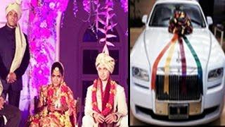 Salman Khan GIVES sister Arpita Khan White ROLLS ROYCE PHANTOM as a Wedding GIFT