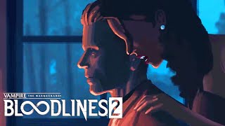 Vampire: The Masquerade Bloodlines 2 - Exclusive Toreador Clan Reveal Trailer