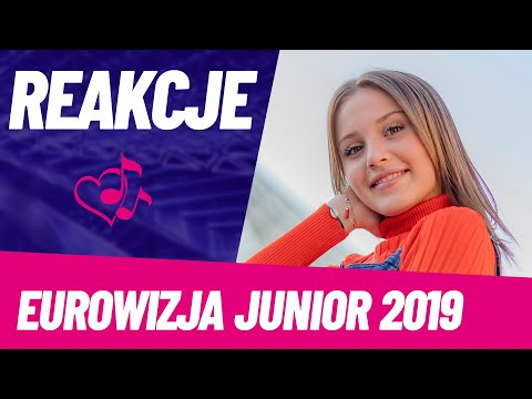 Eurowizja Junior 2019: Oceniamy piosenki! [REAKCJE] | Live reactions to Junior Eurovision 2019 songs