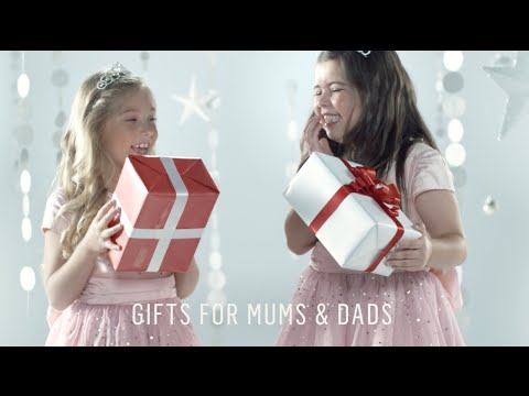 Westfield's 'Happy Giving Experts' Sophie Grace & Rosie: Gift Ideas for Mums & Dads