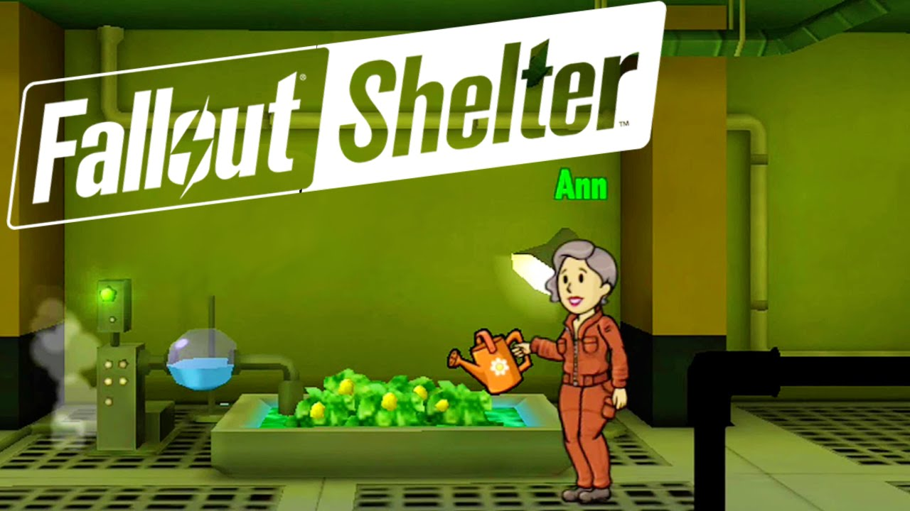 Fallout Shelter App Fallout Shelter Gameplay