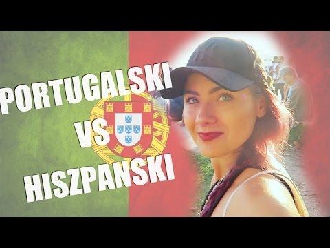 PORTUGALSKI Czy HISZPAŃSKI? So ESPAÑOL Prosto Z Lizbony!