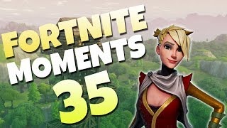 BEST GAME ENDING SHOT YOU'VE EVER SEEN! | Fortnite Daily Funny and WTF Moments Ep. 35