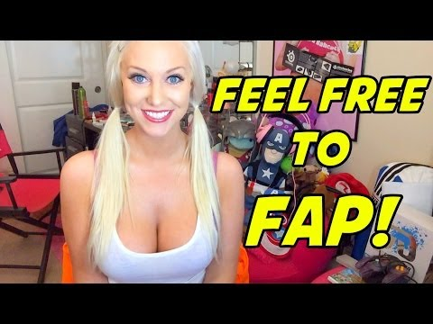 Rtv #14: Feel Free To Fap! video