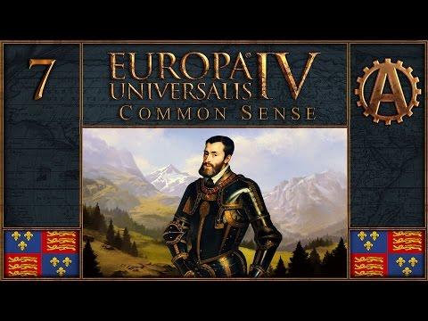Europa Universalis IV Let's Play Common Sense as England 7