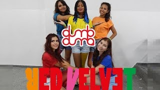 Red Velvet (레드벨벳) - Dumb Dumb (dance cover by RESWEE ft Temp G)