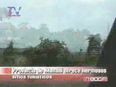 Provincia de Manabí ofrece hermosos sitios turísticos