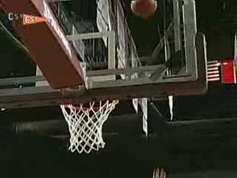 UMass Center Gets Air and Slams it Home