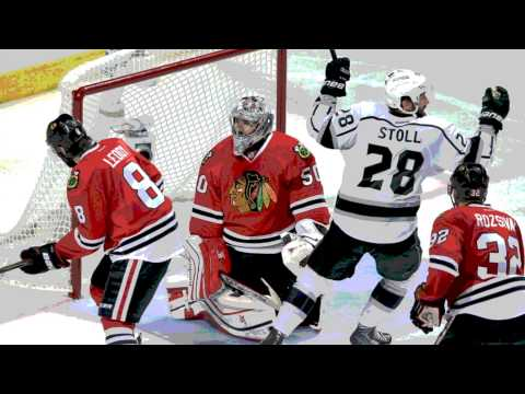 Los Angeles Kings vs Chicago Blackhawks 2014 Stanley Cup Playoffs Game 7