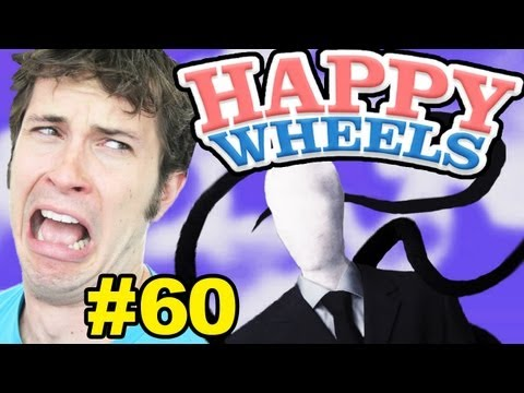 Happy Wheels - SLENDER - Part 60
