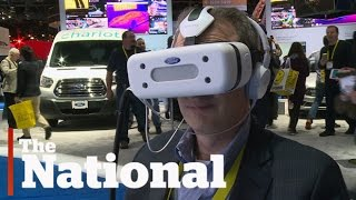 Technology trends at this year's CES