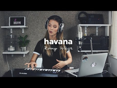 Havana - Camila Cabello | Romy Wave loop cover