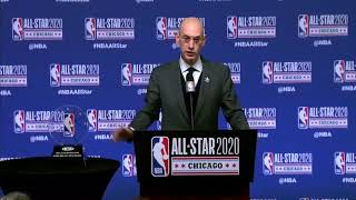 NBA Announces All-Star Game MVP Will Be Named Kobe Bryant MVP Award