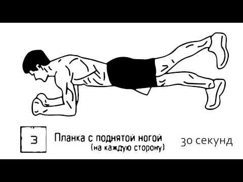 ТАЙМЕР ДЛЯ УПРАЖНЕНИЯ ПЛАНКА