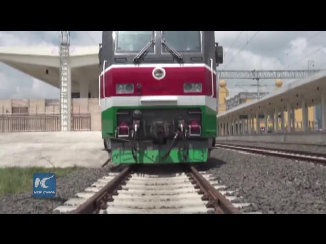 Addis Ababa Djibouti railway