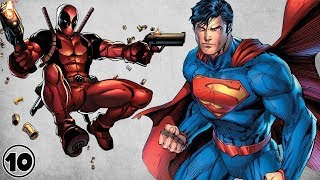 Top 10 Reasons Why Marvel & DC Should Make A Movie Together