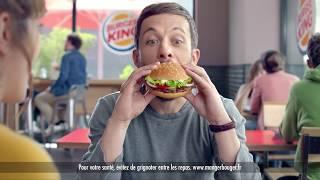 Publicité 2018 - Burger King - Burger Mystère