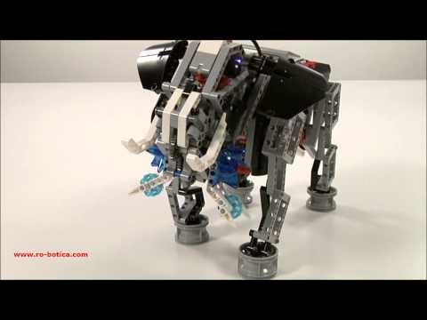 LEGO MINDSTORMS Education EV3: Elefante Con Recursos Adicionales En RO-BOTICA