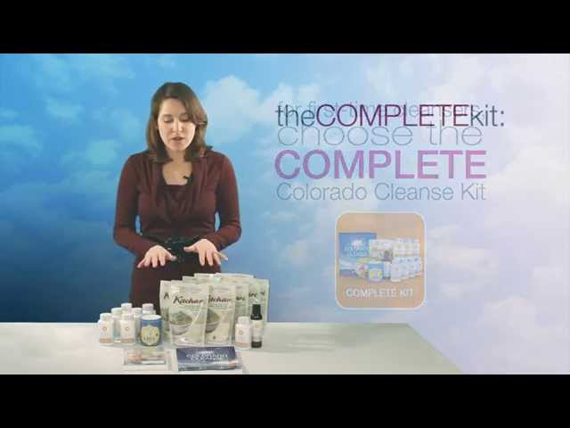 Anytime Complete Colorado Cleanse Kit