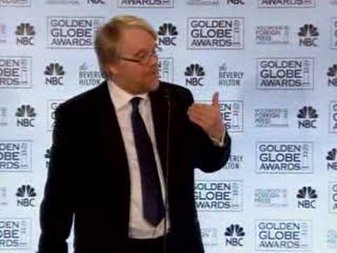Philip Seymour Hoffman -- Capote Video
