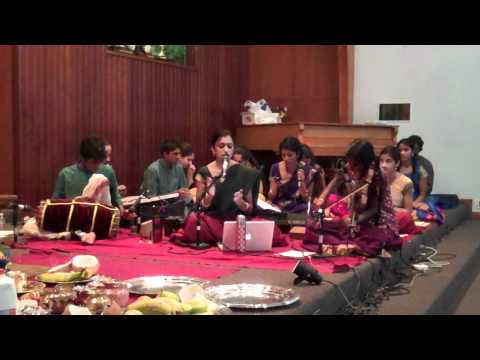 Chinmaya Mission San Jose Ayyappa Bhajans - Part 3 video