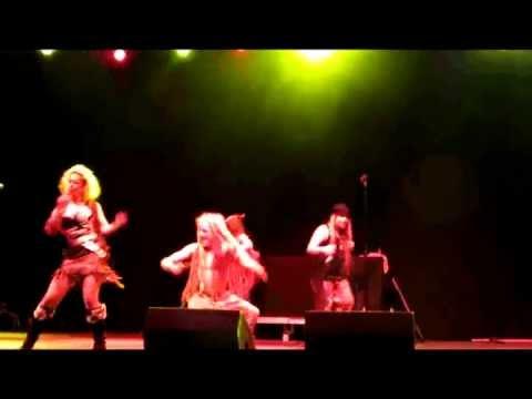 Rednex - Riding alone (Live  Teatria Oulu Finland 13.4.2012)