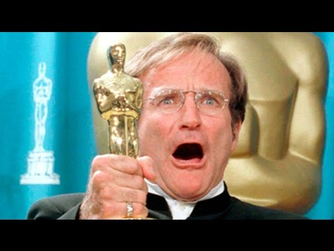 Archive: Robin Williams wins Oscar for Good Will Hunting