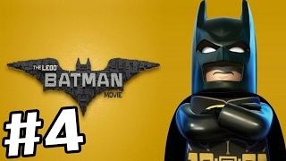 The LEGO Batman Movie Videogame - Gameplay Walkthrough Part 4 - The Joker