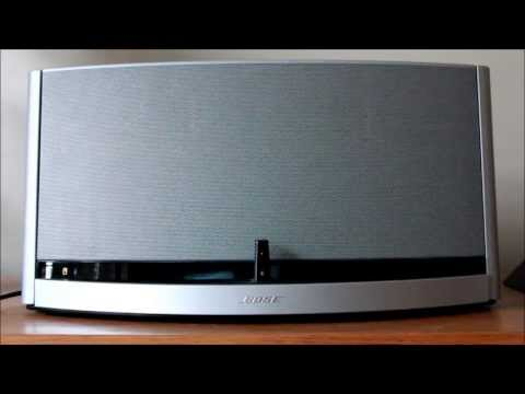 Bose SoundDock 10 Bluetooth digital music system Review. with Sound Test.