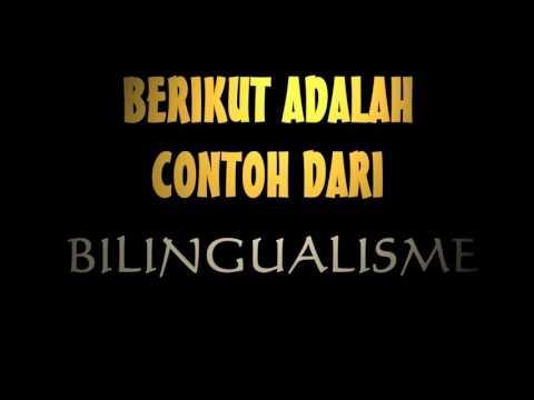 download lagu Sosiolinguistik Bilingualisme, Multilingualisme, Dan Diglosia gratis