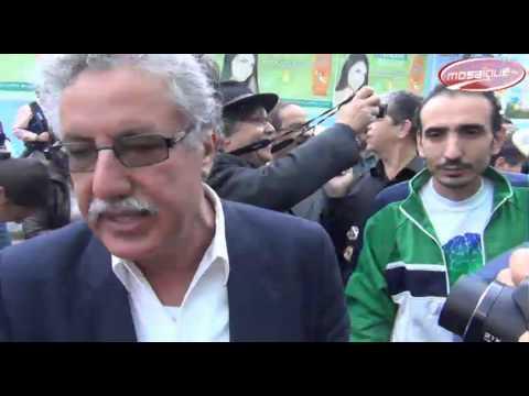 image vidéo احتجاجات أمام وزارة الصناعة