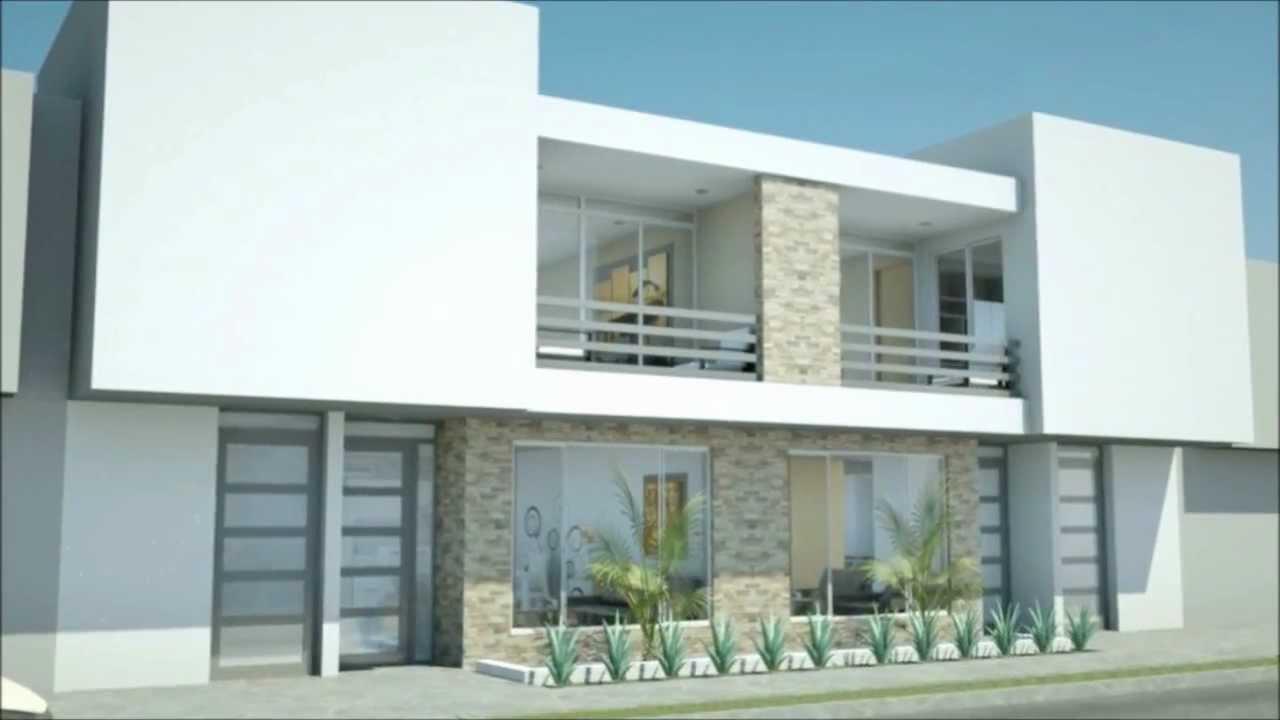 Apartamentos modernos minimalistas m x m 294 for Fachadas de apartamentos modernas