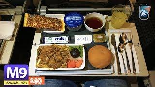 [M9] #40: Hạng phổ thông của hãng 5 sao Singapore Airlines   Yêu Máy Bay