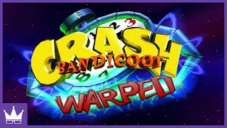 Twitch Livestream |Crash Bandicoot 3: Warped Full Playthrough [PS4]