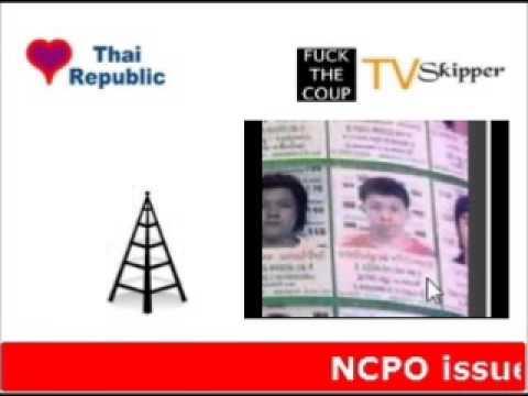 Thailand's junta issues