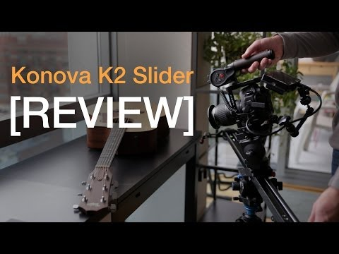 Konova K2 Slider Review