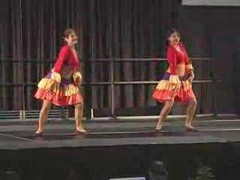 Brazil - 2008 World Culture Folk Dance Competition Video