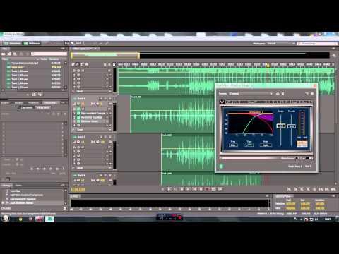 Запись и сведение рапа в Adobe Audition CS6 [МиКкиСаб]
