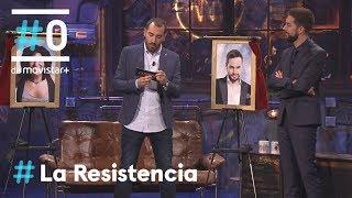 LA RESISTENCIA - ¿Rosana o Jorge Blass?   #LaResistencia 14.05.2018