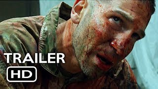 Marvel's The Punisher Official Trailer #2 (2017) Netflix TV Series HD
