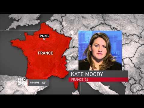 France closes borders after violence explodes across Paris