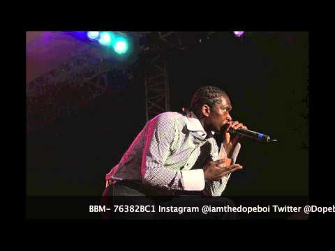 Busy Signal - All In One (freestyle) [various Old School Hiphop Beats] November 2013 video