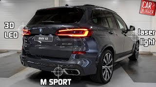 INSIDE the NEW BMW X5 xDrive40i 2019 | Interior Exterior DETAILS w/ REVS